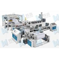 Fully Auto Paper Laminating Machine / High Coating Speed Paper Coating Machine Manufactures