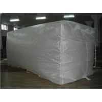 China PP Material Dry Bulk Container Liner , Bulk Bag Liners For Coffee Beans / Minerals on sale
