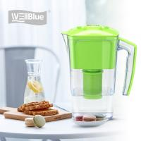China 2.5L  Alkaline Water Filter Pitcher In Household Water Filter on sale