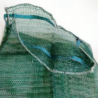 Industrial Use Plastic Mesh Bags With Heavy Duty Capacity 100% Virgin PP Founded Manufactures