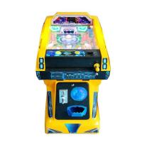 Coin Operated Arcade Pinball Machine , Marbles Shooting Home Pinball Machine For Kids Manufactures