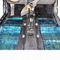 China Car Sound Deadening Mat for Trunk, with Nice Flexibility and Adhesion, Measures 820 x 460 x 108mm on sale