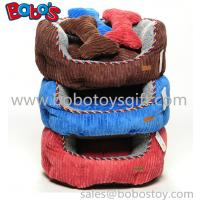China Hote Sale Pet Products Plush Material Pet Dog Bear In 3 Colors on sale