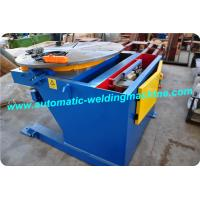 Wind Tower Equipment Adjustable Pipe Welding Manipulator With Chuck And Clamper Manufactures