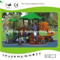 New Design Jungle Series Outdoor Playground Equipment (KQ10022A) Manufactures