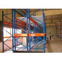 China Heavy Load Mobile Storage Racks Warehouse Pallet Racking For Space Optimization on sale