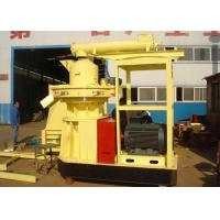 China 380V Vertical Feed Wood Pellet Making Equipment For Fertilizer Plant on sale