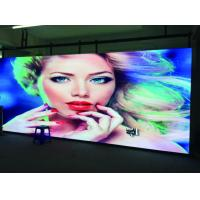 Thin 1/ 8 Scan P3.9 Outdoor Rental LED Display rgb 500x500mm Die - Casting Aluminum Manufactures