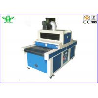 0-20 m/min Environmental Test Chamber / Industrial Automatic Control UV Curing Machine 2-80 mm Manufactures