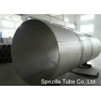 Stainless Steel round pipe ASTM A312 / A213 / A249 TP 321 Stainless Steel Welded Pipes UNS S32100 WNR 1.4541 Manufactures