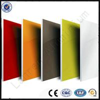 China A2/B2 aluminum Composite Panel for facades on sale