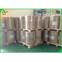 Quality High Gloss Single Side Coated Art Paper , 90gsm / 80gsm Gloss Paper For for sale