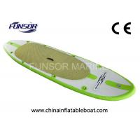 China 0.9mm PVC iSUP One Person Custom Paddle Boards Sit On Kayak on sale