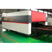 120 M / Min Metal CNC Cutting Machine For Electrical Equipment / Kitchen / Elevator Manufactures