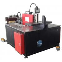 Buy cheap Three In One Copper Bar Cutting Bending Punching Machine PLC Control For Copper Bar from wholesalers