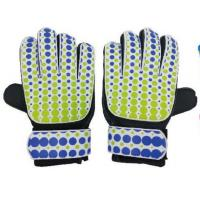 Goalkeeper Gloves,Strong Grip for The Toughest Saves, with Finger Spines to Give Splendid Protection Manufactures