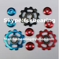 C0 / C3 Hybrid Ceramic Bearings For Bicycle , High Precision Manufactures