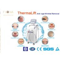 Anti Aging Professional Skin Tightening Machine Radio Frequency Thermal Energy Manufactures