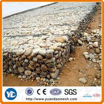 stone wire mesh gabion box Manufactures