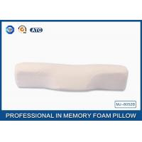 Massage Magnetic Therapy Memory Foam Curved Pillow Comfortable For Side Sleeper Manufactures