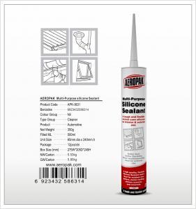 Aeropak 300ml water base Acrylic Silicone Sealant Manufactures