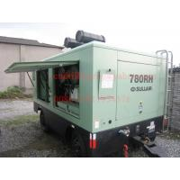 Diesel Portable Screw Air Compressor , Deep Hole Water Well Drilling Sullair Screw Compressor Manufactures