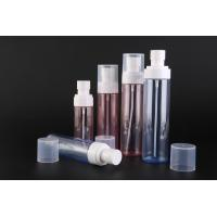 Quality PET Plastic Cosmetic Spray Bottles / Pump Spray Bottle Custom Printing Or Labeling for sale