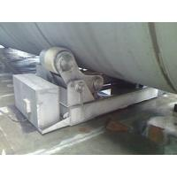 20 Tons Stainless Wheels Cleaning Rotator Use Corrosive Liquid Wash Tanks Hydraulic Motor Manufactures