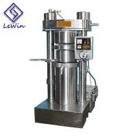 380V Alloy Steel Oil Manufacturing Machine , Coconut Oil Processing Machine Manufactures