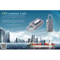 Quality South Aferica High Security petro chemical industry GPS Tracking Padlock for sale