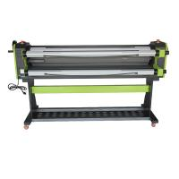 China factory automatic 1600mm hot and cold laminator Manufactures