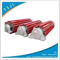 Self- cleaning steel wing pulley with material handing parts conveyor Manufactures