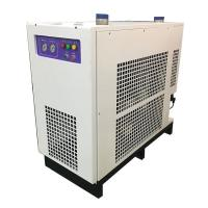 240KG Compressed Refrigerated Air Dryer 380V 50HZ Capacity 18 M3 / Min