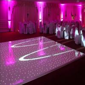 China led dance floor panels led starlit dance floor on sale