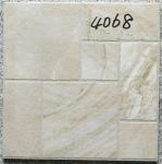 Decorative 400 X 400 White Tiles  For Bathroom Shower Non Slip Ceramic Manufactures