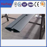 Quality Hot! 6063 t5 aluminum extrusion blade supplier, aluminium production supplier for sale