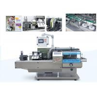 New ConditionPharmaceutical Automatic Blister Cartoning Machine With PLC Manufactures