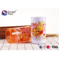 Eco Friendly Mini Childrens Plastic Cups Cartoon Kids Tumbler Cups Manufactures
