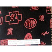 Linen cotton  fabric /printed fabric /spandex fabric Manufactures