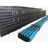 Down The Hole Drilling Tools For Water Well Drilling DTH Drill Pipes API Regular Thread / F Thread Manufactures