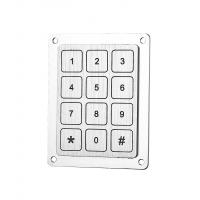 higher quality piezo keypad with 12 keys Manufactures