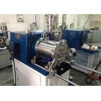 Grinding Equipment Horizontal Bead Mill For Functional Nano Coating Manufactures