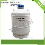 TianChi Liquid nitrogen container / tank 15L Aviation aluminum color  manufacturers Manufactures