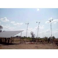 Farm Power Supply Home Solar And Wind Power Systems With Grid Pass-By Function Inverter Manufactures