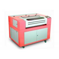 CNC Shoes Laser Cutting Machine 800mm/S- 1000mm/S Cutting Speed No Charred Manufactures