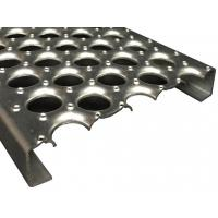 Aluminum Perforated Metal Sheet Perf O Grip Safety Grip
