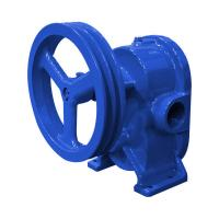 Yonjou Bp Gc Cast Iron Belt Pulley Drive Small Gear Pump For Oil Manufactures