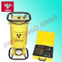 NDT protable X ray flaw detector,frequency conversion gas-insulated X-ray 1605 Manufactures
