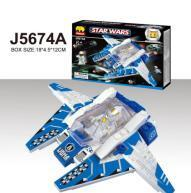 China building bricks star wars and fighters on sale