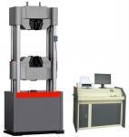 Electro Servo Hydraulic Testing Machine Computer Control 6 Columns Structure Manufactures